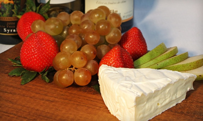 Food Inc. Trattoria - Pacific Heights: $10 Worth of Mediterranean Cuisine and Wine