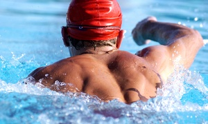 Taro Leisure Centre: Ten Swim Passes at Taro Leisure Centre (73% Off)