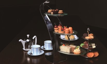 Afternoon Tea for Up to Ten at Lobby Lounge at the Jumeirah Hotel at Etihad Towers (Up to 59% Off)