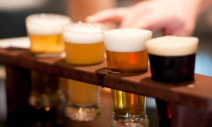 Deception Brewing Company - Dundee: Beer Tasting for Two or Four at Deception Brewing Company ( 44% Off)