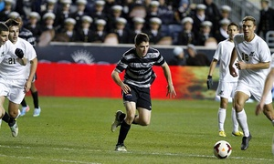 2015 Army Navy Cup : One Ticket to the 2015 Army–Navy Cup Collegiate Soccer Match at PPL Park on Friday, October 2 (Up to 44% Off)