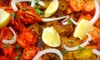 57% Off South Asian Cuisine at Shalimar Restaurant