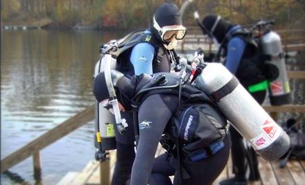 ZZ Underwater World: Introductory Try Scuba Class - ZZ Underwater World in Lansing