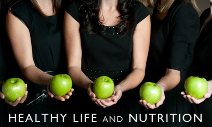 Healthy Life and Nutrition - Vestavia Hills: Nutrition Assessment, Online Weight-Loss Program, and More at Healthy Life and Nutrition. Two Options Available.