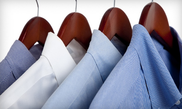 Modern Dry Cleaners - Centretown - Downtown: $10 for $22 Worth of Dry-Cleaning Services at Modern Dry Cleaners