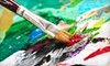 The Drunk Artist - Old Town Spring: Three-Hour BYOB Painting Class for One, Two, or Four at The Drunk Artist in Spring (56% Off)