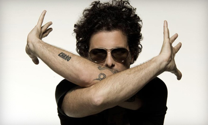 Andrés Calamaro - Inland Empire: One Ticket to See Andrés Calamaro at the Hollywood Palladium on September 30 at 8 p.m. (Up to $59.50 Value)