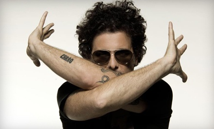 Live Nation: Andres Calamaro at the Hollywood Palladium on Fri., Sept. 30 at 8PM: General Admission - Andres Calamaro in Los Angeles