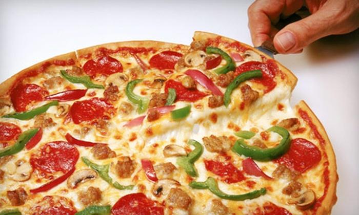Corner Pizza Restaurant - Eagle Rock: $15 for $30 Worth of Pizza and Italian Fare at Corner Pizza Restaurant