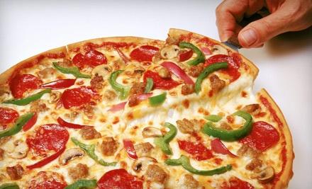 $30 Groupon to Corner Pizza Restaurant - Corner Pizza Restaurant in Los Angeles