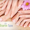 Half Off Mani-Pedi at Y'Sharis