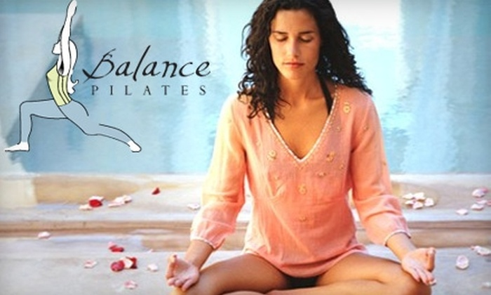 Balance Pilates - Eastdale: $20 for One Month of Unlimited Classes at Balance Pilates (a $50 value)