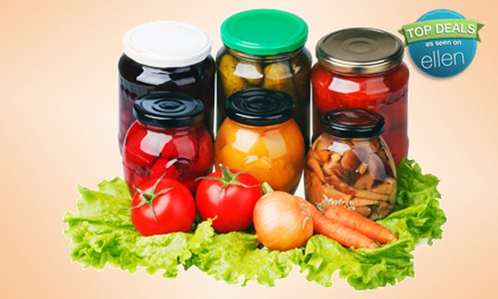 Aquaponics and Earth - DeSoto: $29 for a Canning-and-Preservation Class at Aquaponics and Earth in DeSoto ($99 Value)