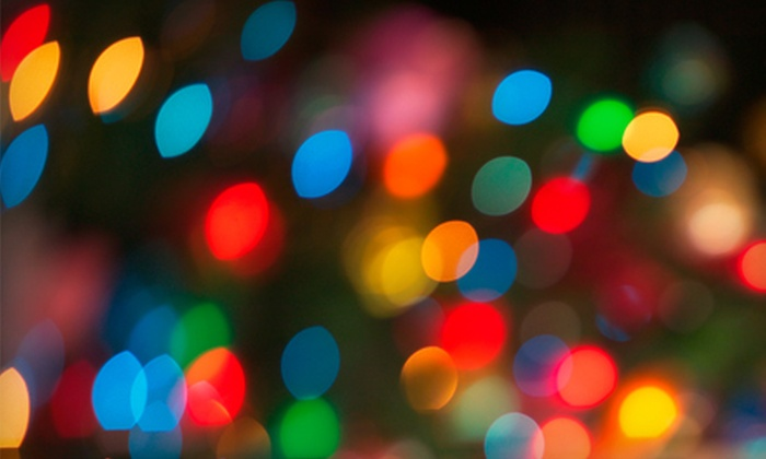 CVS Cruise Victoria - Downtown: $16 for One Ticket to Christmas Lights Bus Tour from CVS Cruise Victoria on December 16–21 ($32.50 Value)
