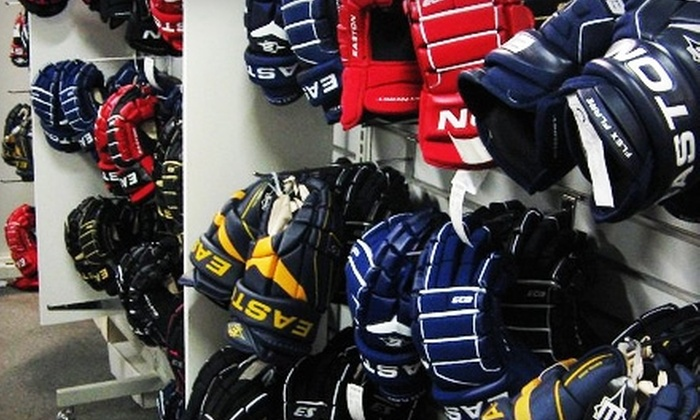Kleen 'n Hard Sports - Hadwen Park: $10 for $20 Worth of New and Used Sporting Goods and Equipment Services at Kleen 'n Hard Sports