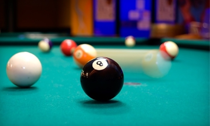 Bilbo Baggins Billiards and Pub - Bossier City: $10 for $20 Worth of Drinks, Plus Two Games of Pool at Bilbo Baggins Billiards and Pub