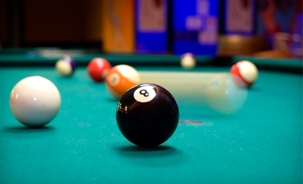 $20 Groupon to Bilbo Baggins Billiards and Pub - Bilbo Baggins Billiards and Pub in Bossier City