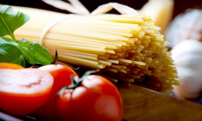 Vitale's Italian Bistro - Gloucester City: Italian Dinner for Two, Four, or Six at Vitale's Italian Bistro in Gloucester City (Up to 62% Off)