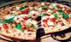 Sandella's Flatbread Café - East Chandler Rd Retail: $7 for $14 Worth of Grilled Flatbread and Paninis at Sandella's Flatbread Café in Round Rock