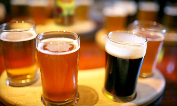 The Home Vintner - Multiple Locations: $25 for a Beer- and Winemaking Class for Two at The Home Vintner ($50 Value)