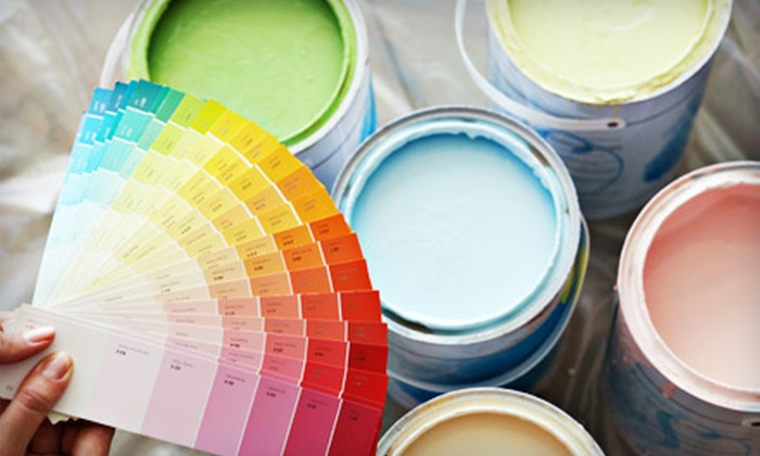 A-1 Property Management Company, LLC - Grand Rapids: Professional Painting for One or Three Rooms from A-1 Property Management Company, LLC (Up to 60% Off)