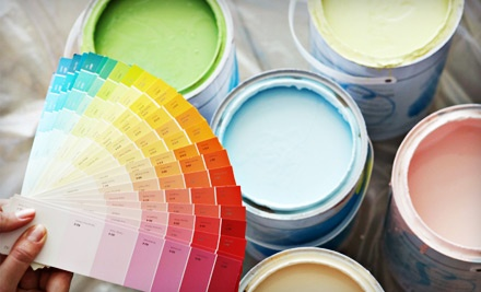 Professional Painting for 1 Room Up to 12'x12'x8' (a $220 value) - A-1 Property Management Company, LLC in