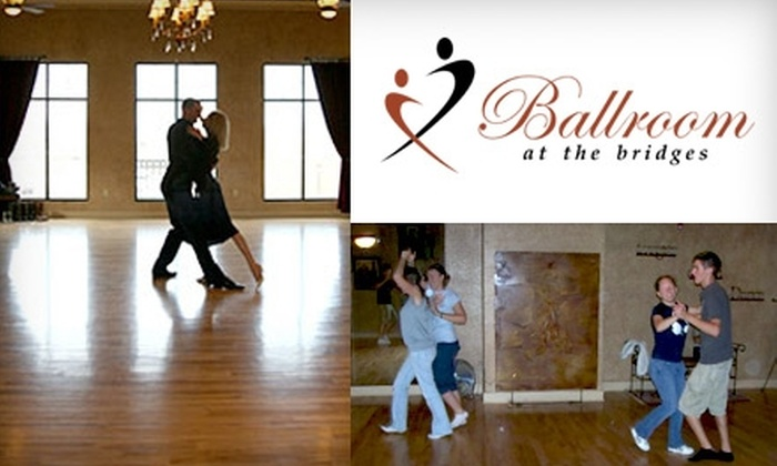 Ballroom at the Bridges - Sioux Falls: $20 for Four Passes to Friday-Night Open Dance at Ballroom at the Bridges ($40 Value)