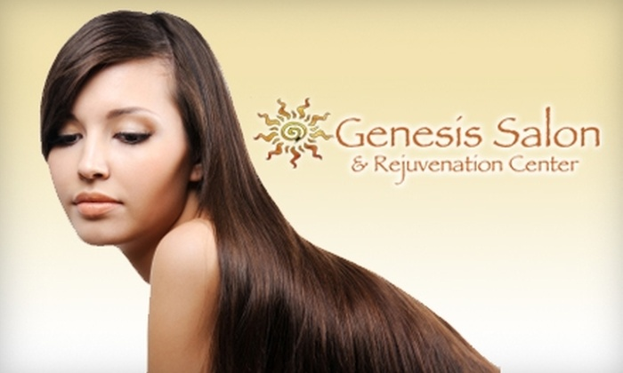 Genesis Salon & Rejuvenation Centre - Downtown Colorado Springs: $25 for $50 Worth of Spa Services at Genesis Salon & Rejuvenation Centre