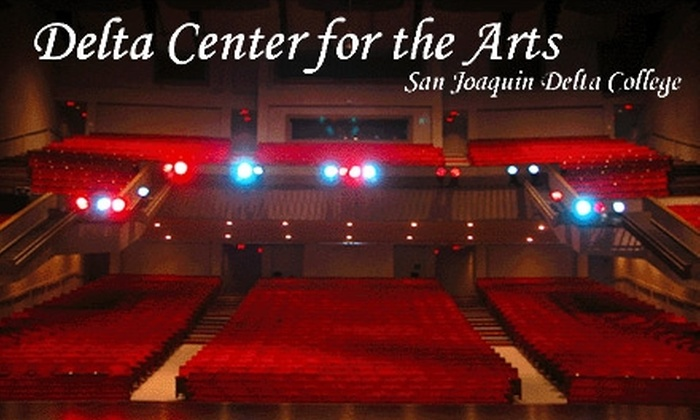 San Joaquin Delta College - Lakeview: $4 for Admission to the San Joaquin Delta College Holiday Concert Series (Up to $8 Value). Choose Between Two Options.