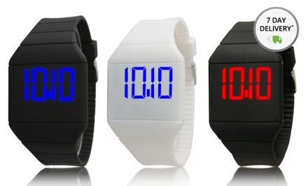 LED Watch. Multiple Styles Available. Free Returns.