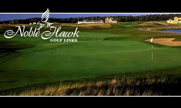 Noble Hawk Golf Links - Allen: $22 for 18 Holes of Golf and Cart Rental at Noble Hawk Golf Links ($45 Value)