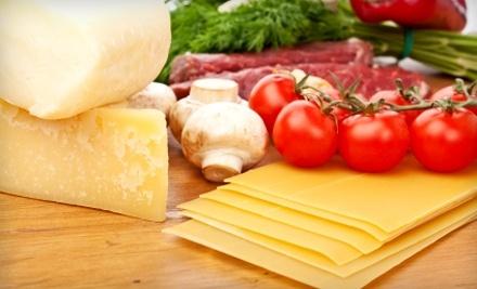 $12 Groupon to Gina's Pizza & Italian Gourmet - Gina's Pizza & Italian Gourmet in  Irmo