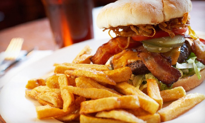 Westgate Tavern - Bretton Woods: $10 for $20 Worth of Burgers, Subs, and Pizza at Westgate Tavern