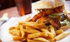 Westgate Tavern - Edgemont Park: $10 for $20 Worth of Burgers, Subs, and Pizza at Westgate Tavern