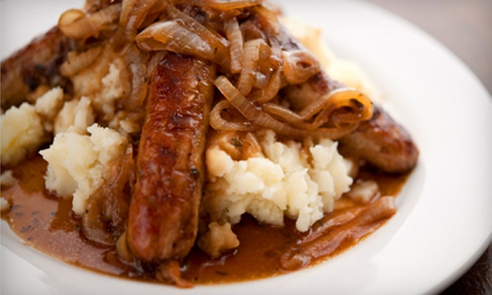 Old Europe - Folsom: Gourmet Meal for Four or Upscale German Fare for Lunch or Dinner at Old Europe in Folsom