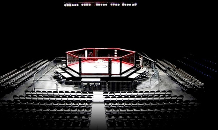 Fight Republic - Downtown Reno: One Ticket to Reno's Downtown Showdown at Harrah's Reno on November 4 (Up to 52% Off). Two Options Available.
