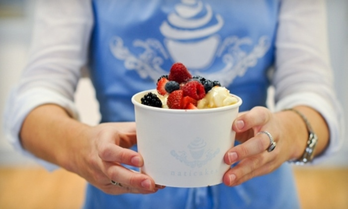 Naticakes - Lexington: $5 for $10 Worth of Frozen Yogurt at Naticakes