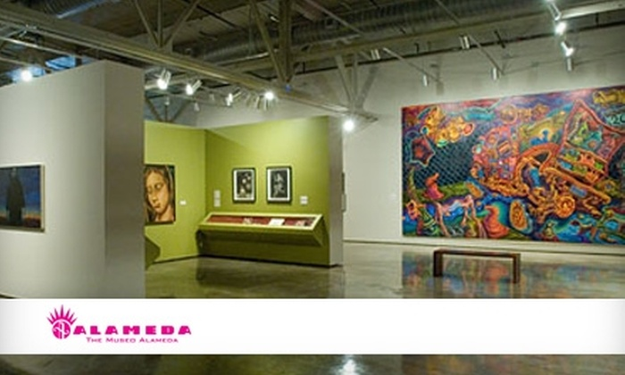 Museo Alameda - Downtown: $29 for a One Year Family Membership to the Museo Alameda (a $75 Value)