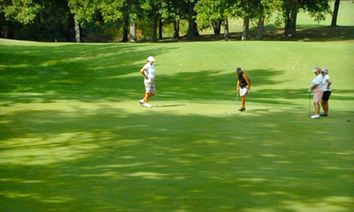 Eagle's Nest Country Club - Somerset: $45 for Round of Golf for Two at Eagle's Nest Country Club in Somerset (Up to $94 Value)