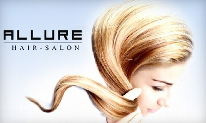 Allure Hair Salon - 441 Corridor: $35 for a Two-Step Kérastase Hair Treatment, Shampoo, and Blow-Dry at Allure Hair Salon in Hollywood ($105 Value)