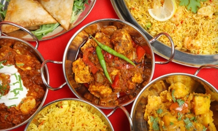 India House - LoDo: $15 for $30 Worth of Authentic Indian Cuisine and Drinks at India House