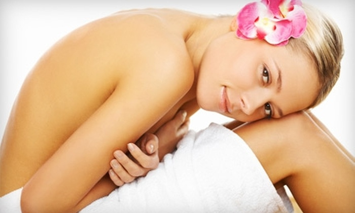Heavenly Bodies Massage Therapy - Hays: $59 for a Heaven-Sent Spa Package at Heavenly Bodies Massage Therapy in Hays ($125 Value)