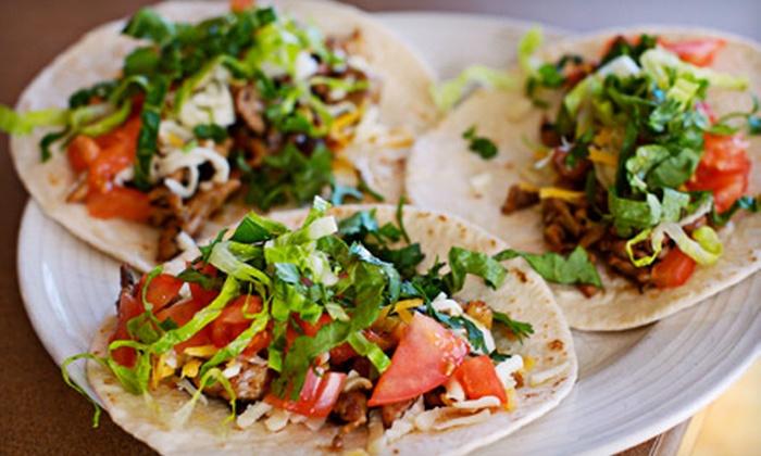 Harbor Mexican Café - La Habra: $12 for $25 Worth of Mexican Fare and Drinks at Harbor Mexican Café in La Habra