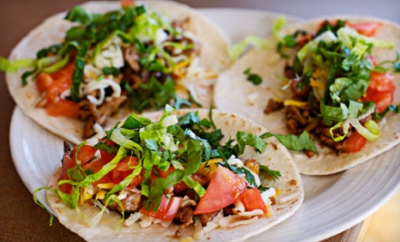 $25 Groupon to Harbor Mexican Cafe - Harbor Mexican Cafe in La Habra