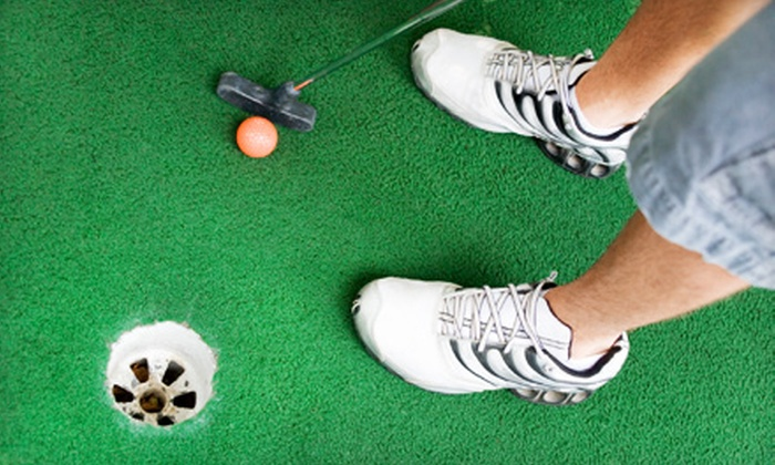 Southernmost Links - Indian Rocks Beach: $16 for One Round of Mini Golf for Four at Southernmost Links in Indian Rocks Beach ($31.80 Value)