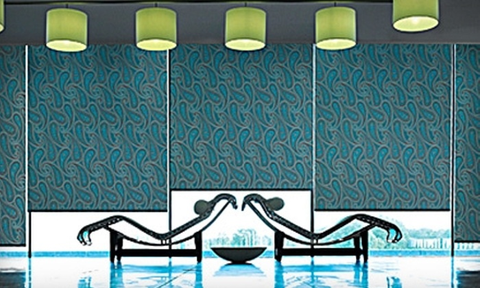 The Shade Store: $99 for $200 Worth of Custom Window Treatments from The Shade Store