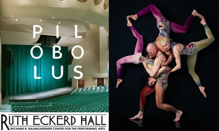 The Midtown Men - Clearwater: $22 for Ticket to Pilobolus Dance at Ruth Eckerd Hall