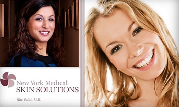 NY Medical Skin Solutions - Murray Hill: $49 for an Initial Dermatology Consultation or Custom Skin Peel at NY Medical Skin Solutions ($220 Average Value)