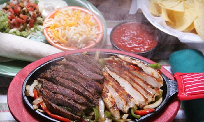 Kokopelli Mexican Cantina - Prairie Village: $9 for $18 Worth of Mexican Fare at Kokopelli Mexican Cantina in Prairie Village