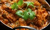 Mayura Indian Grill & Bar - Northwest District: Indian Fare Friday–Sunday or Monday–Thursday at Mayura Indian Grill and Bar (Half Off)